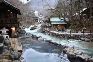 Meilleurs Onsen Japon
