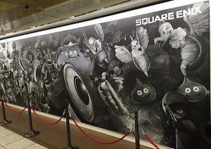 Dragon Quest Au tableau ! - Shinjuku