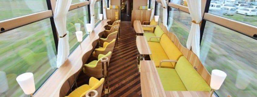 Setsugekka le Train Gastromique à Niigata