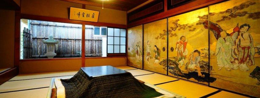 Koyasan, dormir dans un temple au Japon