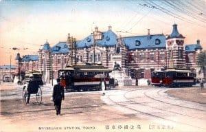 Manseibashi - Station fantôme de Tokyo
