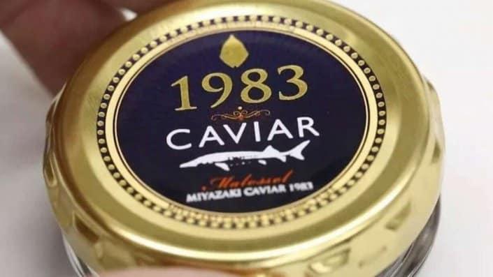 Umami Caviar, le Caviar Japonais