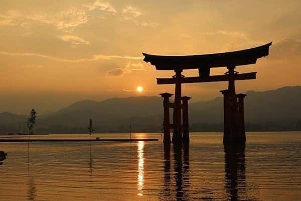 Hiroshima Miyajima: Guerre et paix