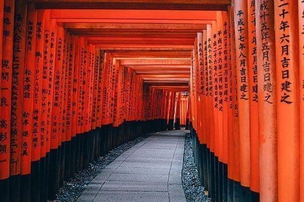 Kyoto: héritage et tradition